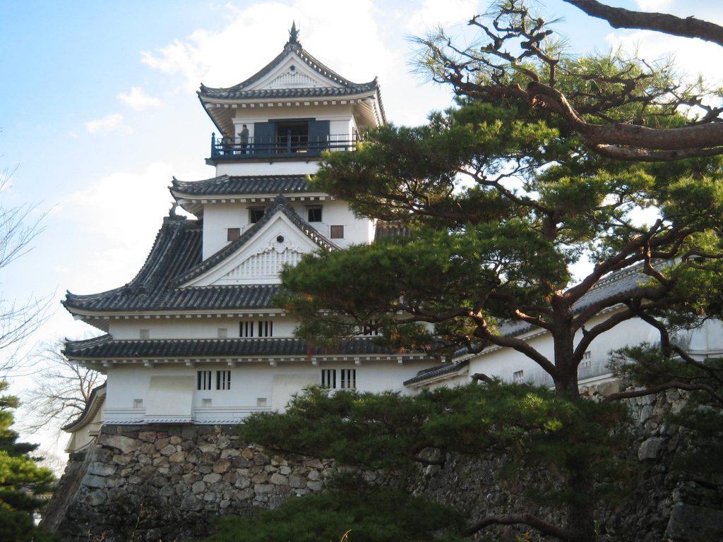 kouchi-castle