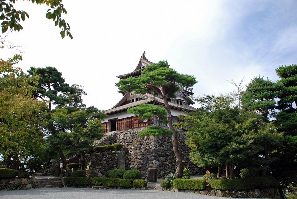 maruoka-castle