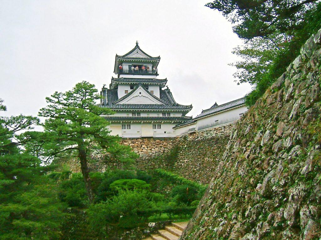 uwajima-castle